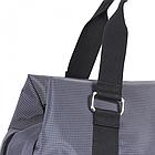 Дорожня сумка Dolly 775 три кольори 45 див.-23 див.-33 див. Синій, фото 4