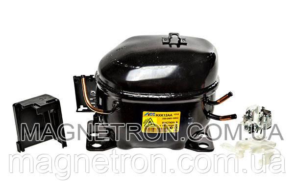 Компрессор к холодильнику ACC HXK12AA R600a 200W Whirlpool, фото 2