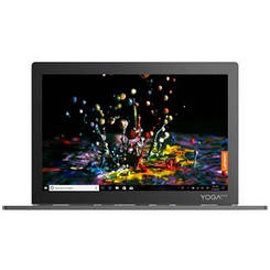 "Планшет Lenovo Yoga Book C930 YB-J912L 10.8"" 4/256GB LTE Win 10H Iron Gray (ZA3T0058UA)"