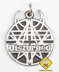 Кулон музыкальный Disturbed
