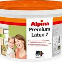 Alpina Premiumlatex 7 Краска акриловая (10л)
