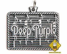 "Кулон музыкальный Deep Purple ""In Rock"""