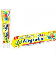 Зубная паста детская Frutti Bubble Mega Mint Kids