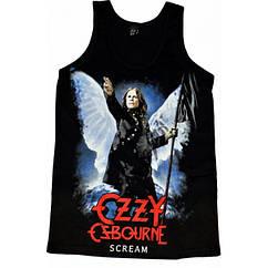 "Майка Ozzy Osbourne ""Scream"", Размер S"