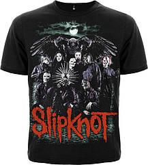 Футболка Slipknot (crow), Размер XXL