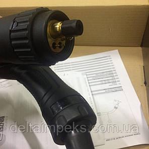 Пальник B 15 3,00 м KZ-2 євро роз'єм, Abicor Binzel, фото 2