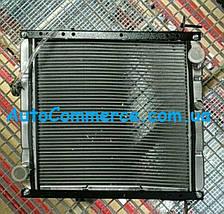 Радіатор охолодження JAC 1045 (Джак 1045) 1301010D800, фото 3