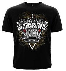 """Футболка Scorpions """"Return To Forever"""", Размер S"""