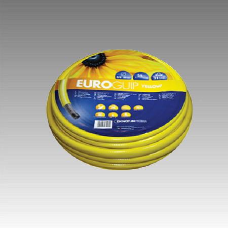 """Поливочный шланг Euro Guip Yellow 1/2"""" бухта 20 метров"""