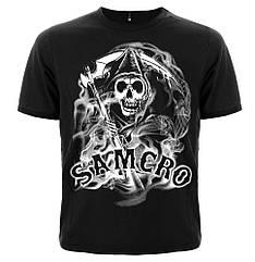 Футболка Sons Of Anarchy (smoke), Размер M