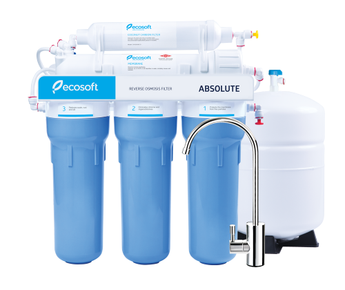 Фильтр обратного осмоса Ecosoft Absolute 6-50Р