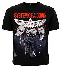 "Футболка System Of A Down ""Overcome"", Размер S"