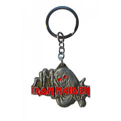 "Брелок Iron Maiden ""Number Of The Beast"" (Eddie)"