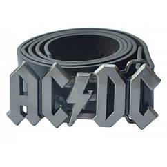 Пряжка AC/DC (лого вырезанное), Комплект поставки товара Пряжка (без ремня)