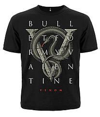 """Футболка Bullet For My Valentine """"Venom"""", Размер S"""