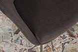Крісло поворотне Almeria, коричневий, фото 4