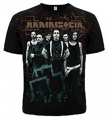 "Футболка Rammstein ""Made In Germany"", Размер M"