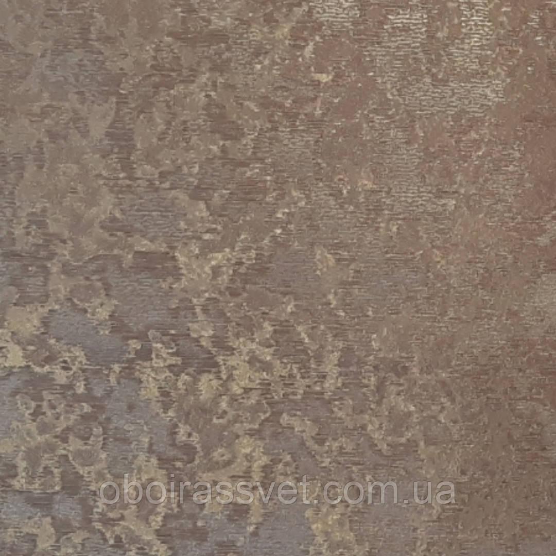 Обои Рококо 2 4501-12 винил горячего тиснения шелкография  15 м ширина 1.06 м=5 полос по 3 м каждая