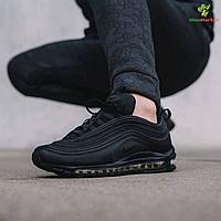 Кроссовки мужские Nike Air Max 97 черные