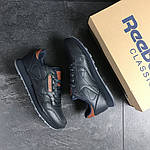 Мужские кроссовки Reebok (темно-синие), фото 3