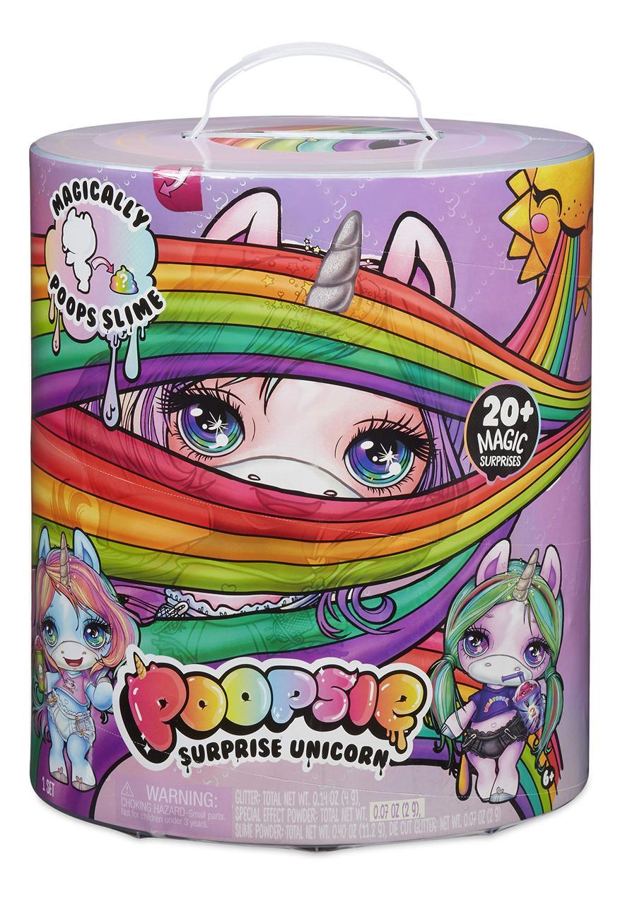 Игровой набор Poopsie™ Surprise Unicorn v.2 (Единорожка с сюрпризами)
