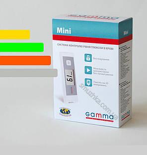 Глюкометр Гамма Мини - Gamma Mini, фото 2