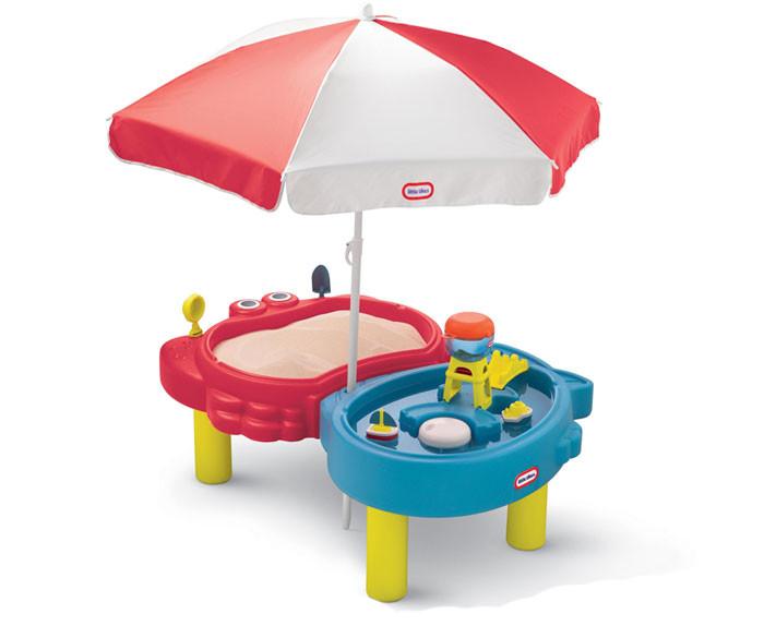 Детская песочница-столик Тихая гавань Little Tikes 401L