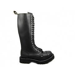 Ботинки STEEL 139/140O-BLK 20 люверсов, Размер 36
