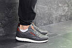 Мужские кроссовки Reebok (Серые), фото 2
