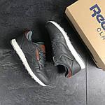 Мужские кроссовки Reebok (Серые), фото 4