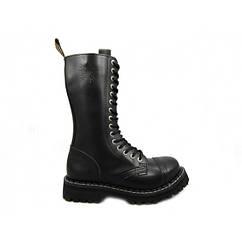Ботинки STEEL 135/136O-BLK 15 люверсов, Размер 36
