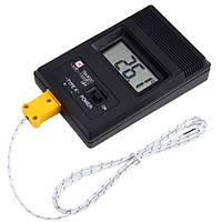 Цифровой термометр TM-902C с термопарой К-типа (от -50°C до +1300°C)