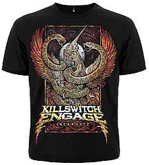 "Футболка Killswitch Engage ""Incarnate"", Размер S"