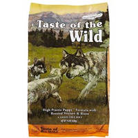 Taste Of The Wild - High Prairie Puppy-сухий корм для цуценят 6кг