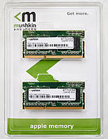 Память Mushkin 8GB (2x4GB) DDR3 SO-DIMM 1600Mhz MacBook Pro iMac Mac mini