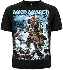 "Футболка Amon Amarth ""Jomsviking"", Размер S"