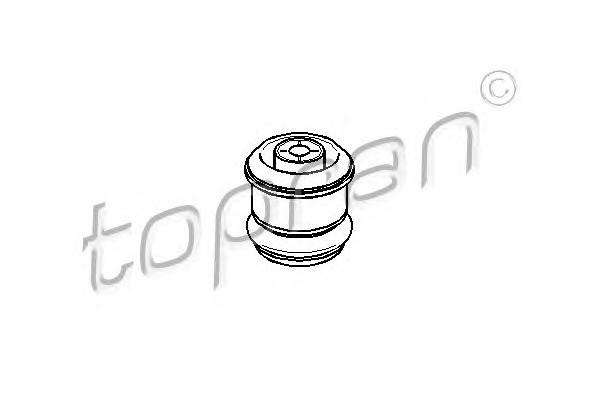 Сайленблок подрам. Audi 100/A6 (91-97) передний (x2)