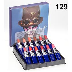 (Код № 129) KRYOLAN Profssional Glam Color LIPSTICK (уп-MIX-12шт) (реплика)