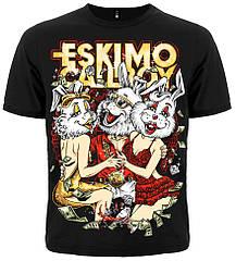 "Футболка Eskimo Callboy ""King Of The Rabbits"", Размер XL"
