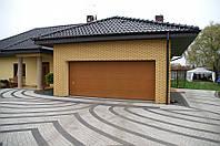 Гаражные ворота Alutech Classic 2500 ширина * 2000 высота
