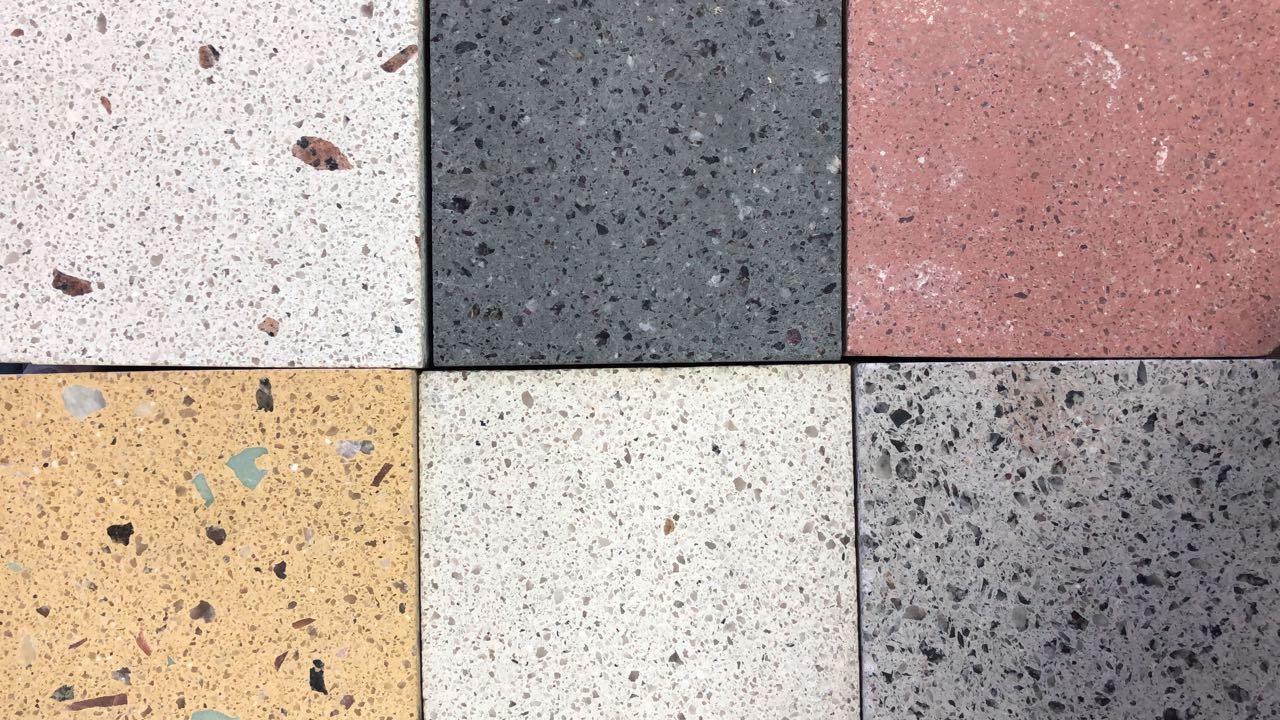 Тротуарная плитка Терраззо Стенд 7