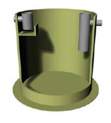 Сепаратор жиру AQUALITA -Grease (тип В)