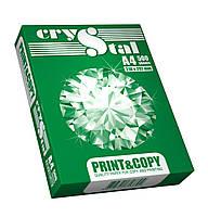 Папір офісний CRYSTAL PRINT&COPY А4 клас З 75 г/м2 500 аркушів, фото 1