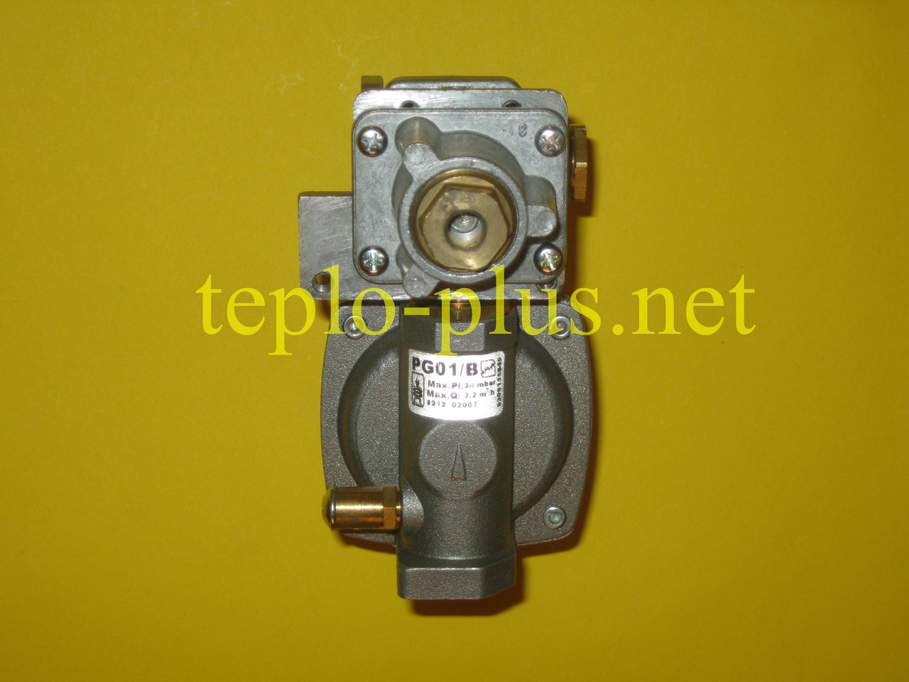 Газовая арматура с регулятором давления в сборе 20044969 Beretta Idrabagno Aqua 11, 14, фото 2