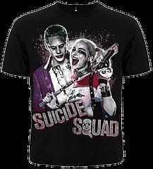 Футболка Suicide Squad, Размер XL