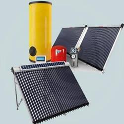 Солнечные колекторы и гелиосистемы для нагрева воды