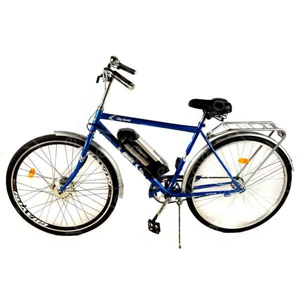 Электровелосипед АИСТ 28 XF04 300W/36V (литиевый аккумулятор 36V)