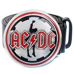 """Пряжка AC/DC """"Angus Young"""", Комплект поставки товара Пряжка (без ремня)"""