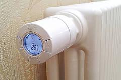 Как снять терморегулятор