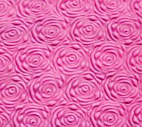"""Текстурный коврик """"Розы"""" акриловый 18х23 см"""